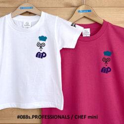 MONOMONI(モノモニ)親子おそろいTシャツ「PROFESSIONALS(プロフェッショナルズ)」